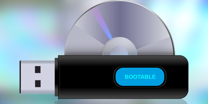 How To Make A Bootable USB